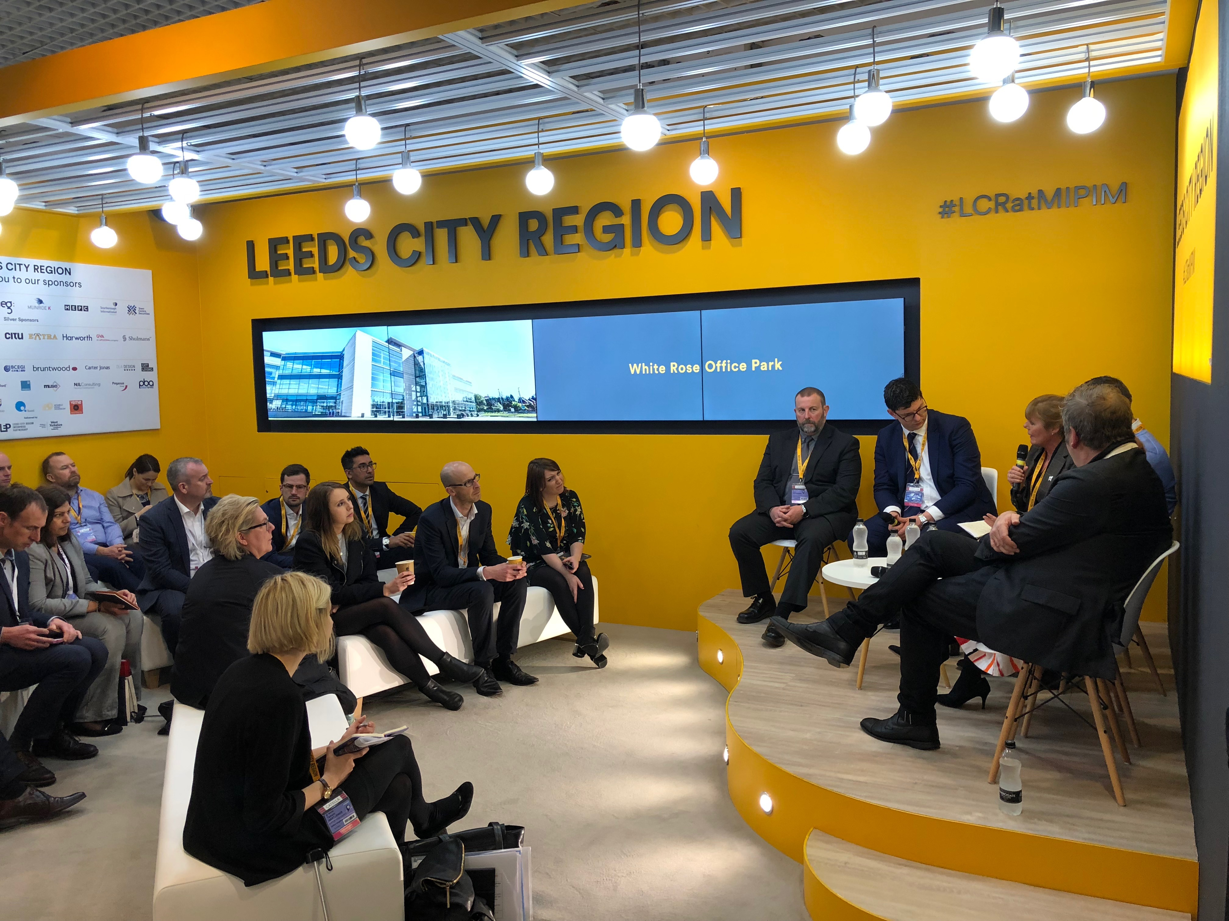 A Review Of Mipim 2018 White Rose Office Park